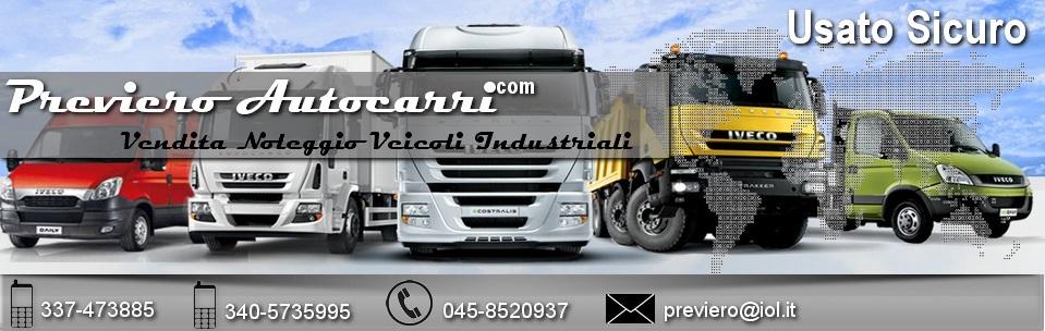 Camion usati lombardia