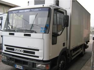 noleggio furgone isotermico Verona